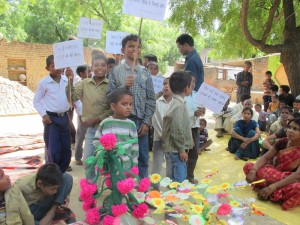 04 Protestzug gegen Kinderarbeit